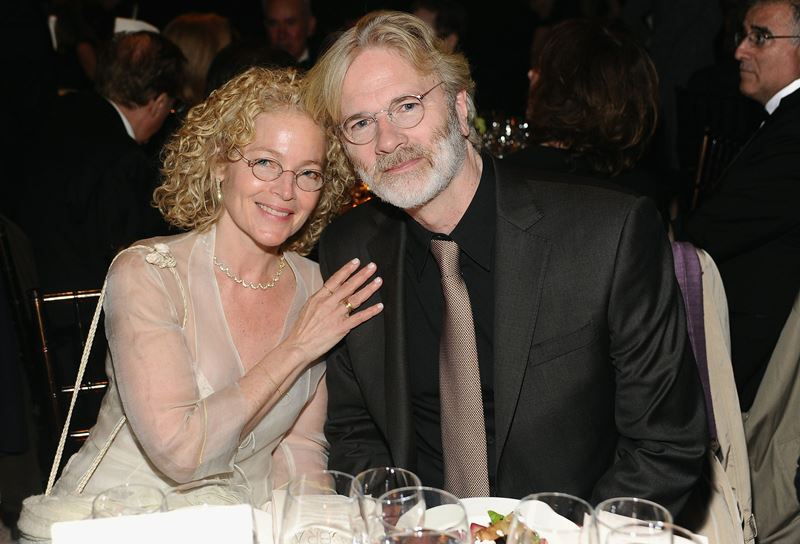 Amy Irving Relationship and Education