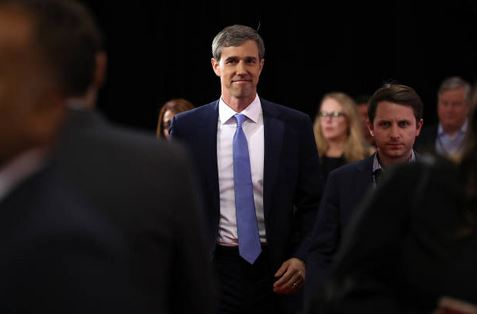 Beto O'Rourke: Who is he and what is he doing now
