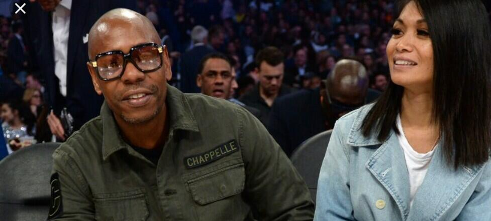 dave chappelle wife Elaine