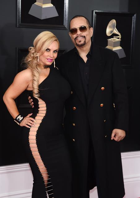 Ice-T and Wife